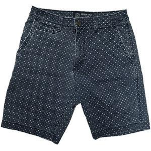 American Eagle Shorts Classic Fit Polka Dot 28